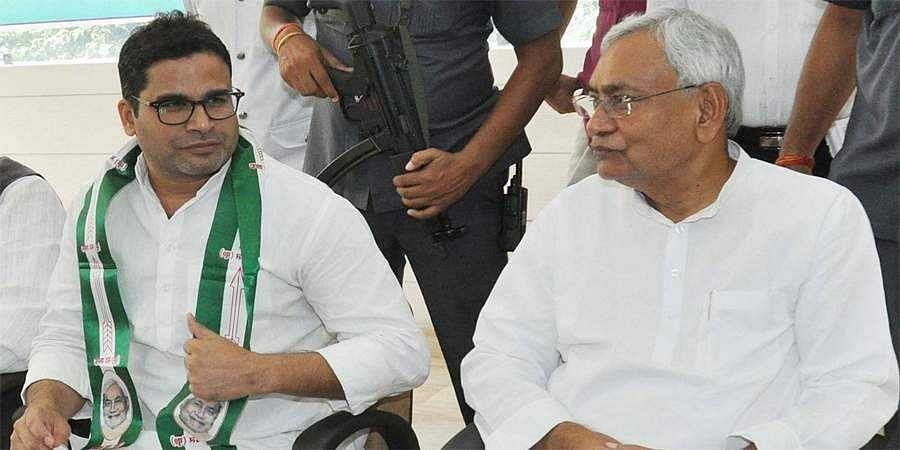 Prashant Kishor questions Nitish Kumar