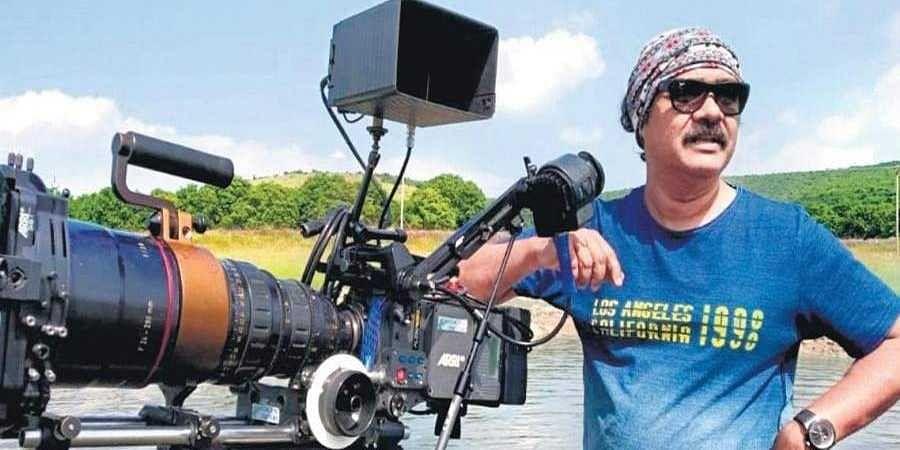 Director Srinivas Raju