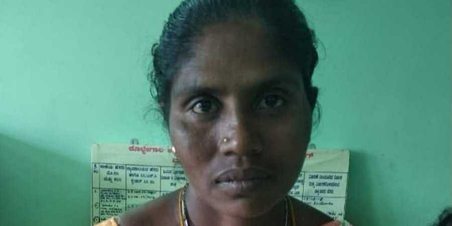 Veerappan aide's Wife 1