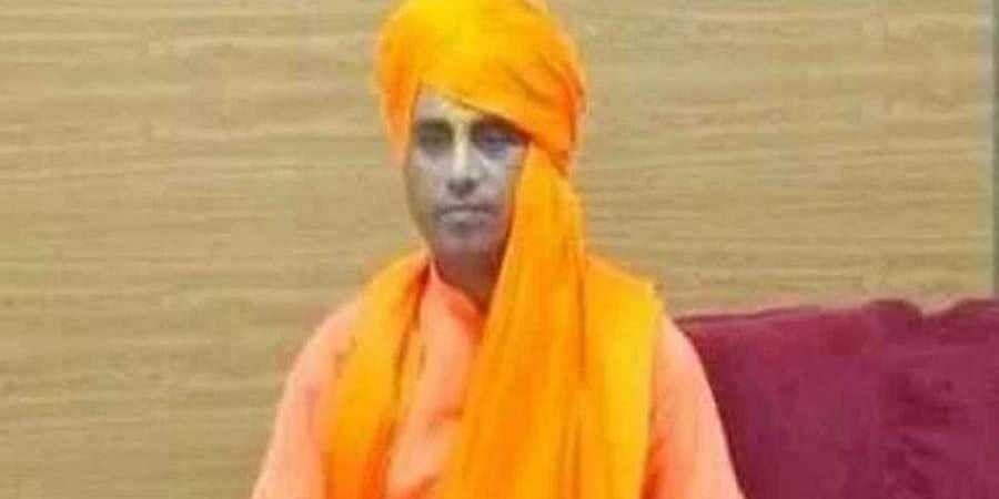 Akhil Bhartiya Hindu Mahasabha leader Ranjit Bachchan