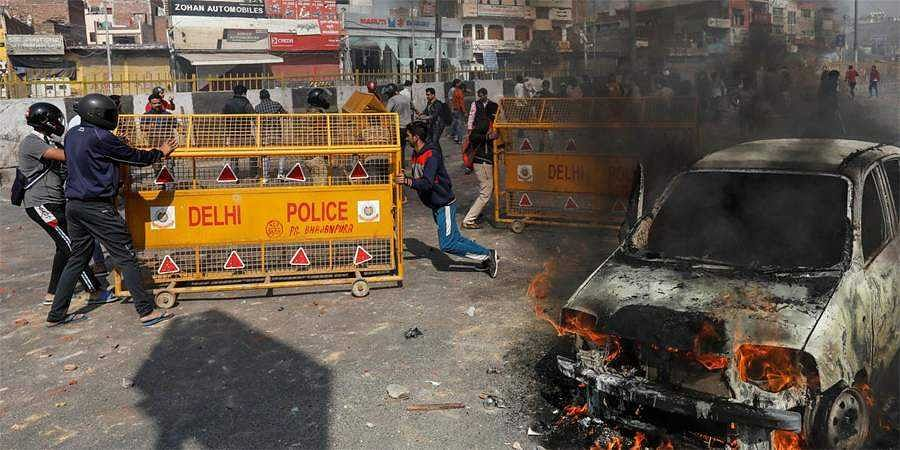 Have footage of Delhi riots? Share with police