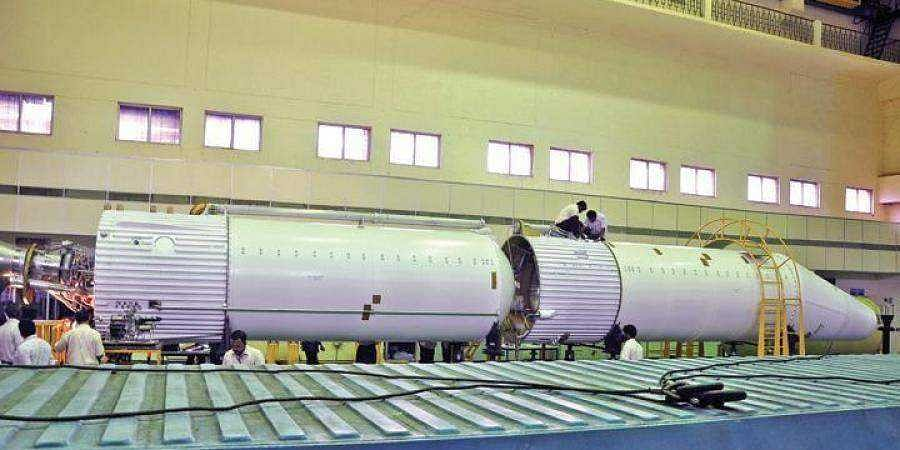 ISRO receives 50th L-40 stage of GSLV-MKII