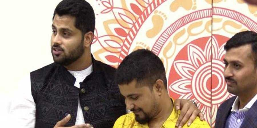 Abhishek And pratham