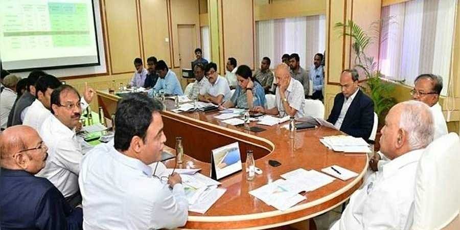 BSY_Meeting_with_official1