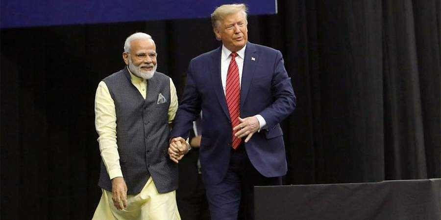 Donald Trump to visit India