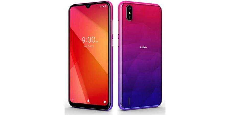 Lava launches in India for Rs 4,829