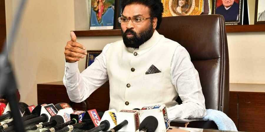 Health minister Sri Ramulu directs government hospitals to be equipped to tackle corona virus