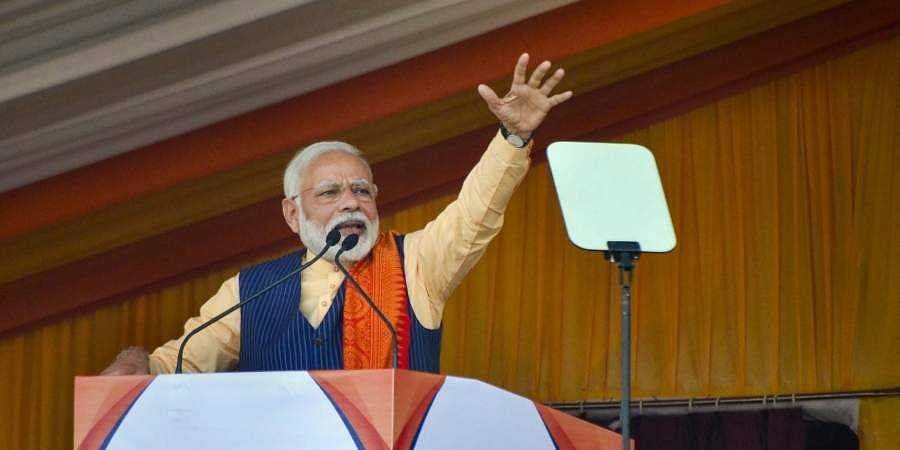 'Will not allow violence to return in Northeast': PM Modi at Assam rally