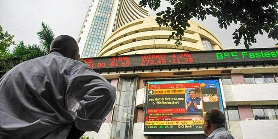 Corona Virus hits Sensex, Rs 5 lakh crore wealth hit