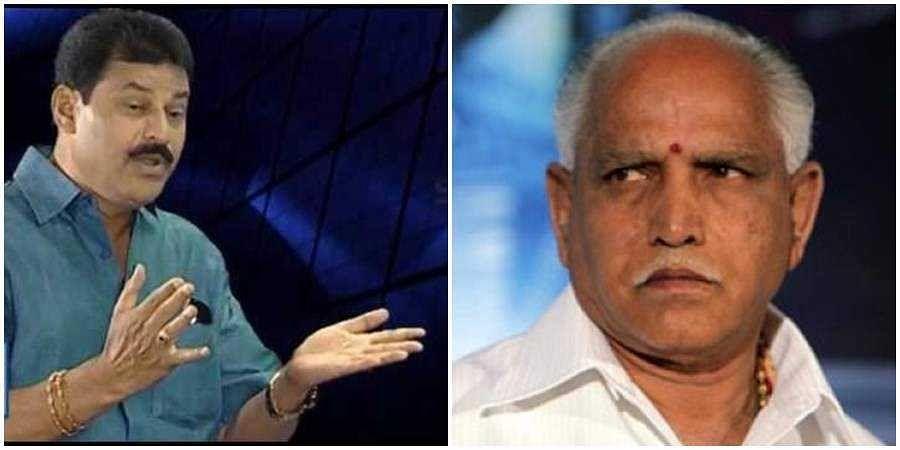 Shivamogga faces problem whenever Yeddyurappa becomes CM: MLA Beluru Gopalakrishna