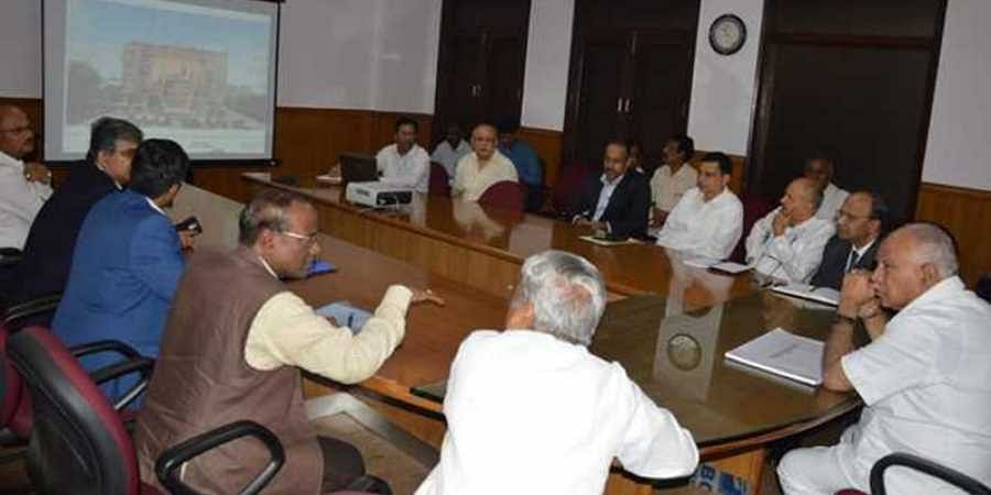 BS Yediyurappa instructs to prepare revised blueprint of New Delhi's Karnataka Bhavan
