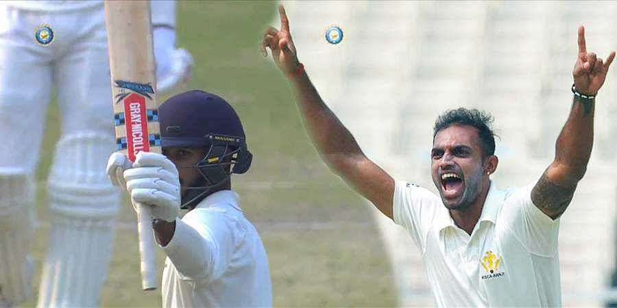 Ranji Trophy, Semi Finals