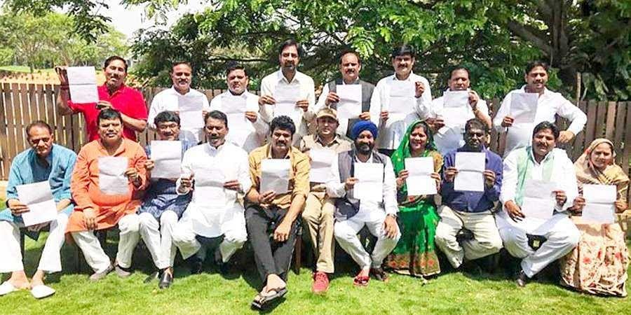 Madhya Pradesh MLAs Resignations
