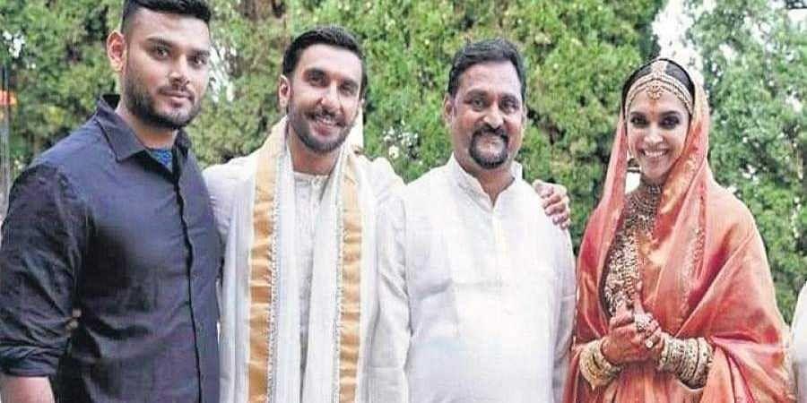 anesh Nayak, the caterer for actors Deepika Padukone and Ranveer Singh's wedding,