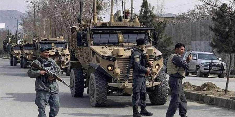 gunmen attack gurudwara in Kabul