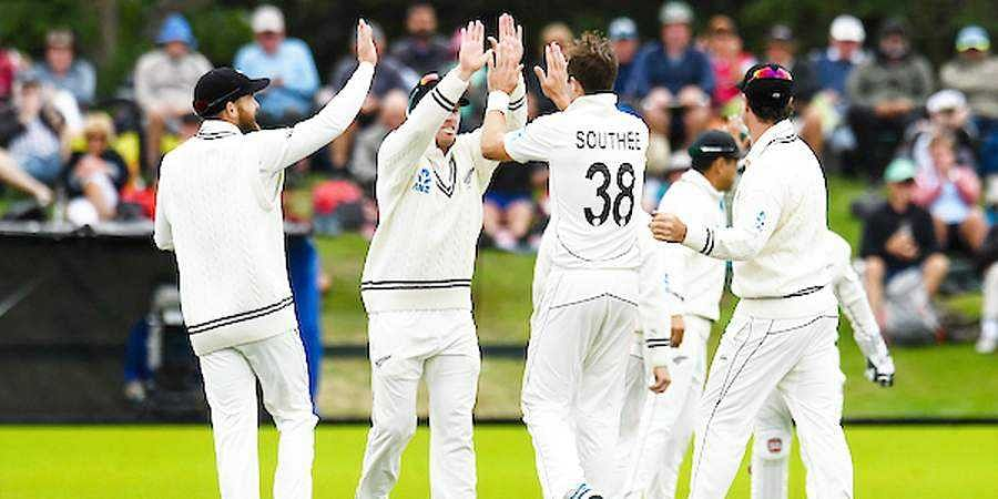 New Zealand Move To 2nd Spot After Whitewashing India