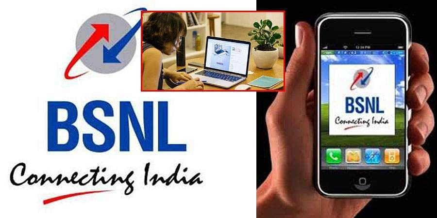 BSNL-Covid 19 Lock down