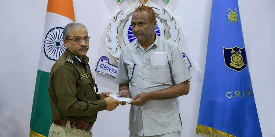 CRPF extends financial aid to its head constable