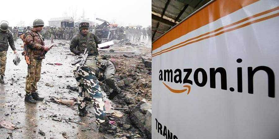 Man Bought Chemicals On Amazon To Make Bomb For Pulwama Attack