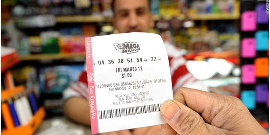 US Mega Millions Jackpot lottery