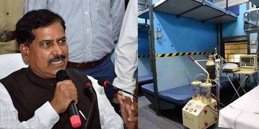 Indian Railway-Suresh Angadi