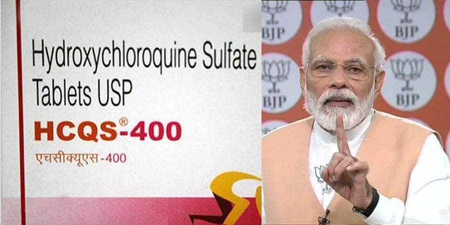 Hydroxychloroquine-india