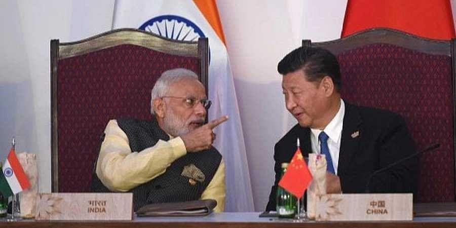 PM Modi- China President Xi-Jinping