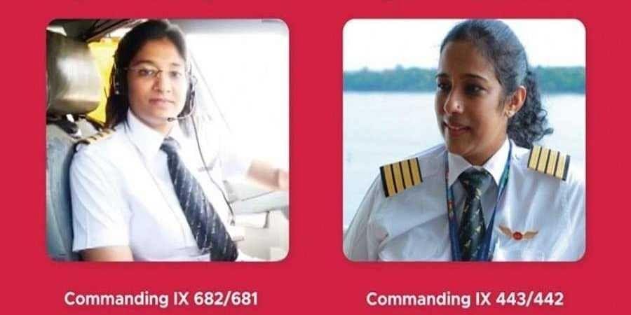 Captain Kavitha Rajkumar, Captian Bindu Sebastian