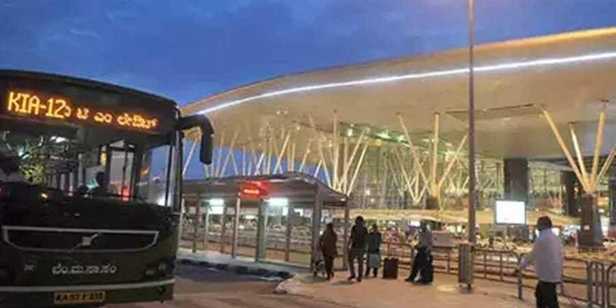 Kempegowda international airport (File photo)
