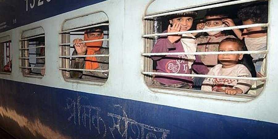 Representational train