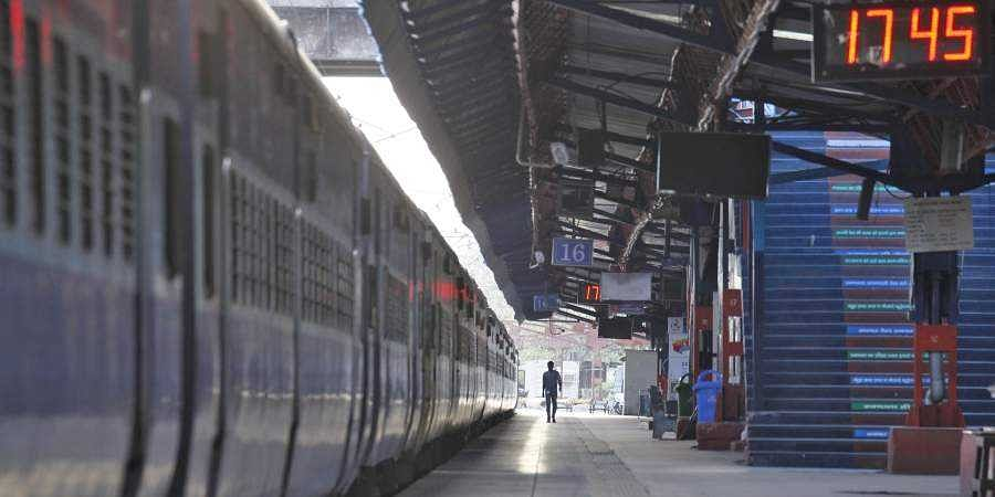 Railways issues timings of 30 special trains to run from May 12