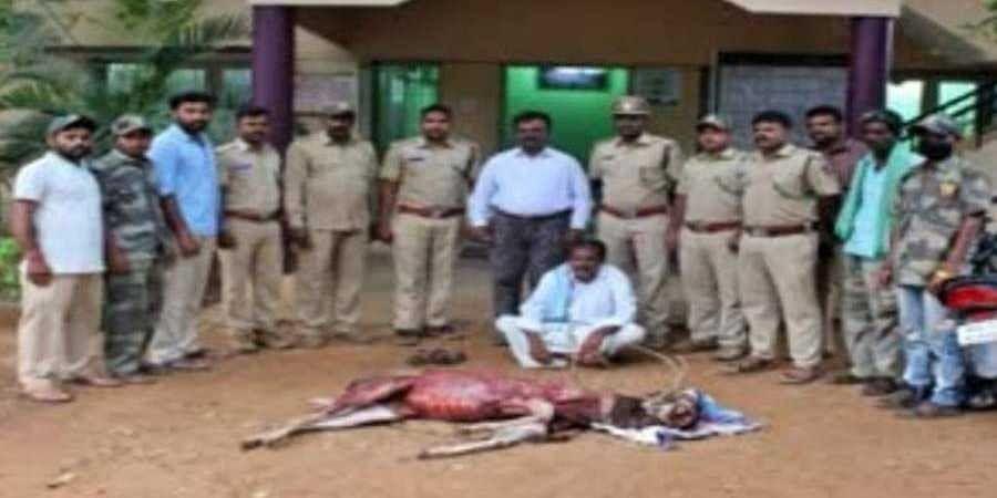 Accused nage gowda