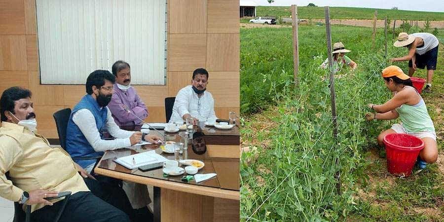 Minister CT Ravi-Agri tourism
