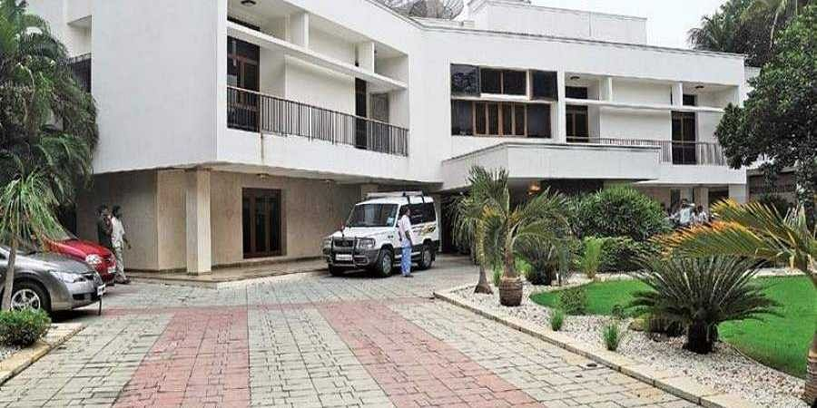 The Poes Garden residence of former Chief Minister Jayalalithaa