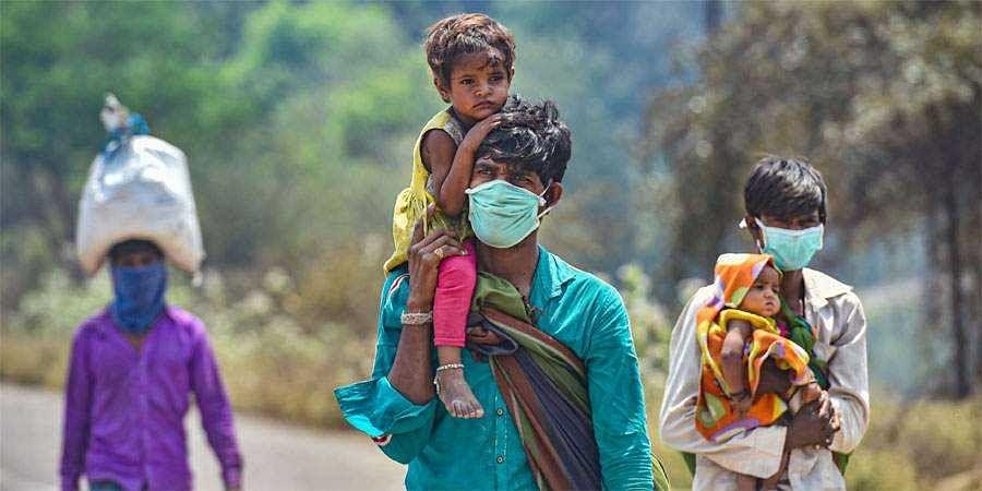 Karnataka migrant workers