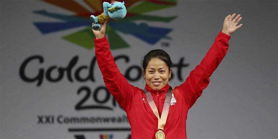 Weightlifter Sanjita Chanu
