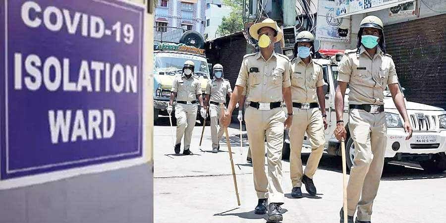 Bengaluru-Police-Covid-19