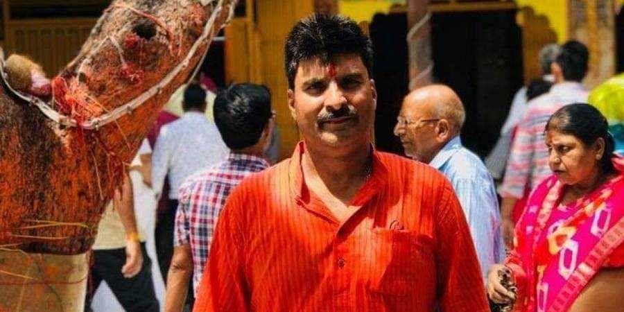 Former Delhi cricketer Sanjay Dobal