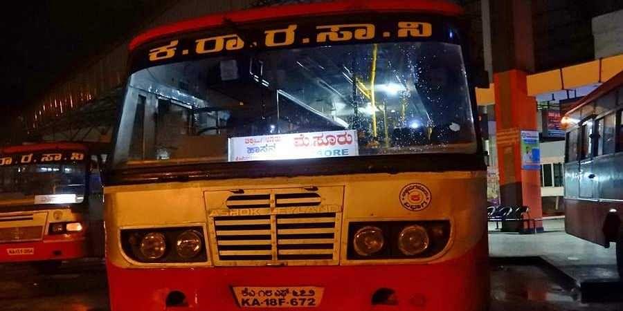 KSRTC bus1