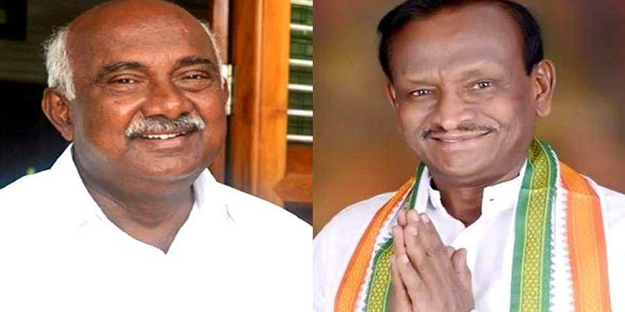 MTB nagaraj and Vishwanath