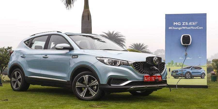 MG motor India to provide super fast charger facility
