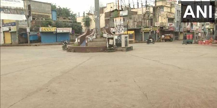 Complete lockdown being observed in Kalaburagi today