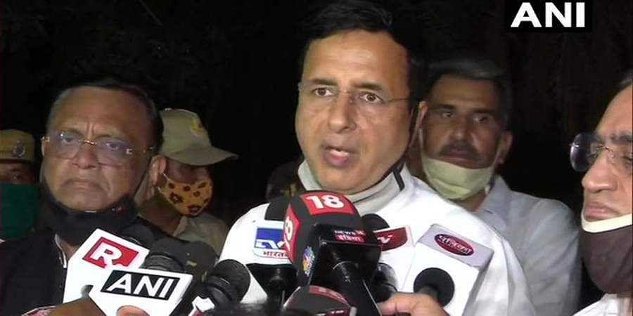 Congress-Surjewala