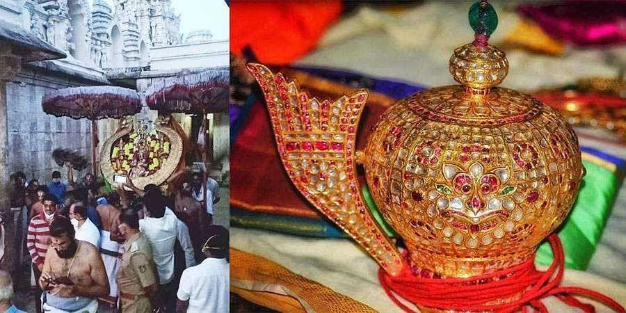 krishnarajamudi festival