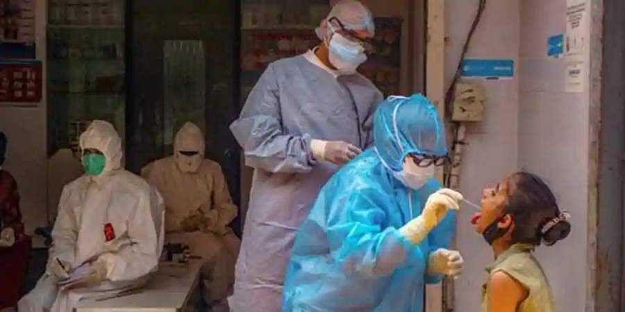 Govt Health Department Workers