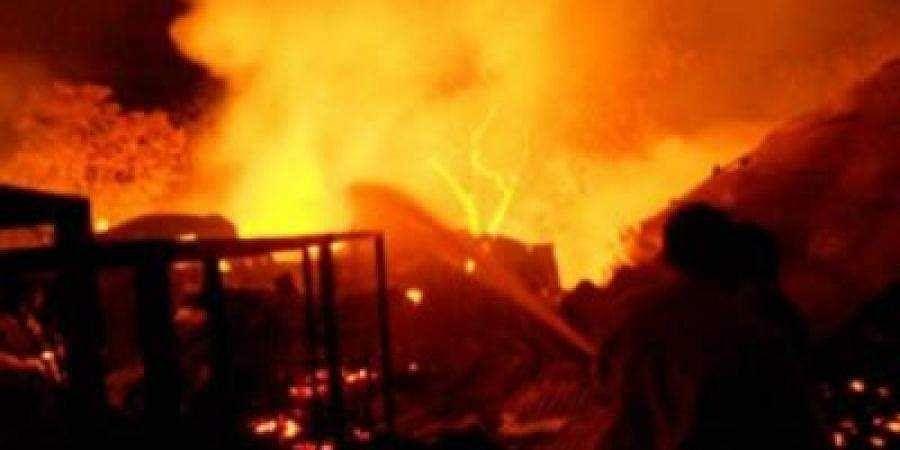 Fire at Visakhapatnam's Pharma City