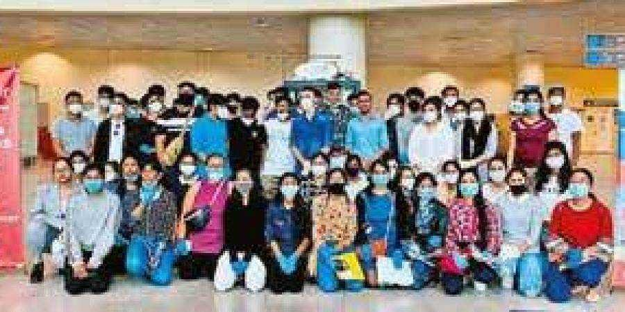 The medical students had been trying to get a flight to Bengaluru since the Covid-induced lockdown started in Russia on March 23