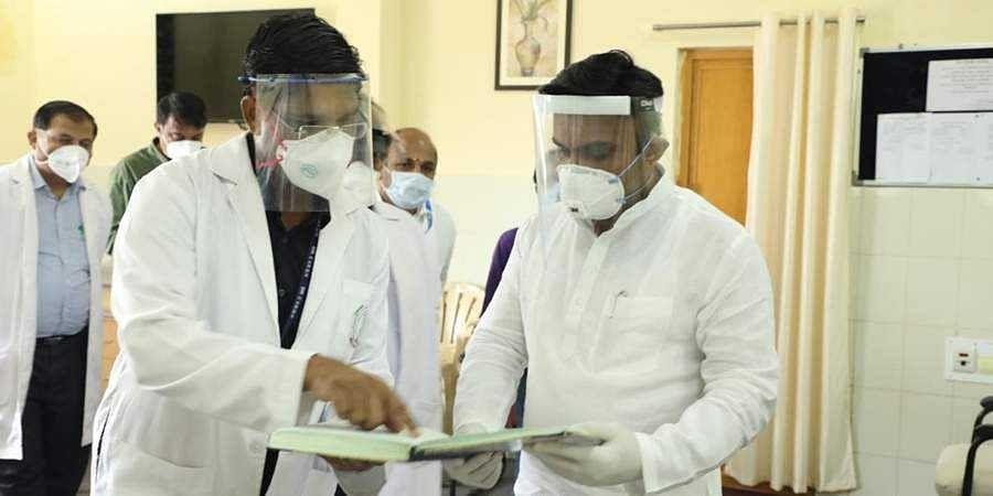 Dr. SudhakarDr. Sudhakar