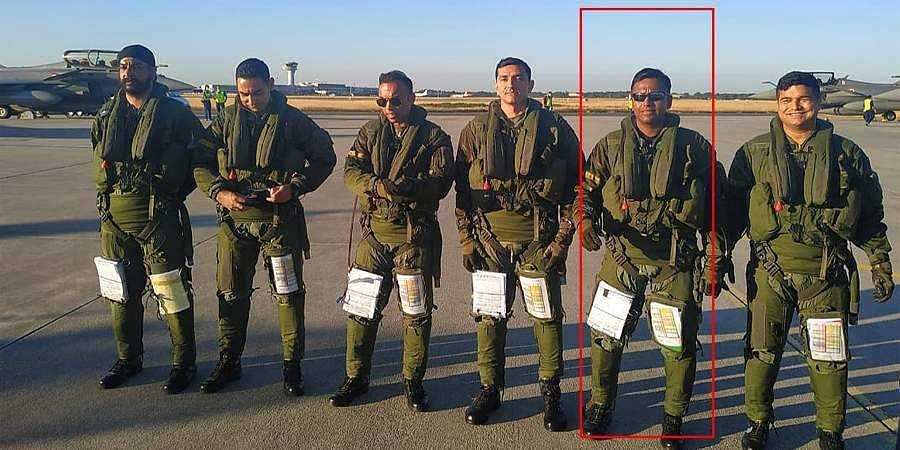 Wing Commander Arun Kumar