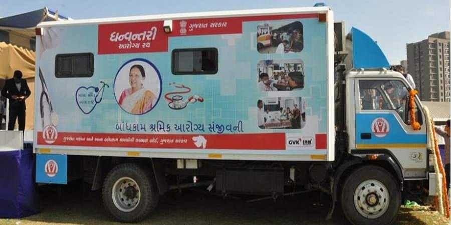 A_Dhanvantri_Rath_in_Ahmedabad1